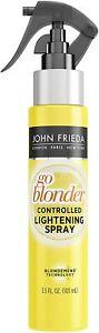 John Frieda Sheer Blonde Go Blonder Controlled Lightening Spray, 103 ml