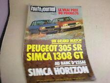 L AUTO JOURNAL - N° 2  - ANNEE  1978  *