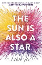The Sun is also a Star by Nicola Yoon (New Paperback Book)