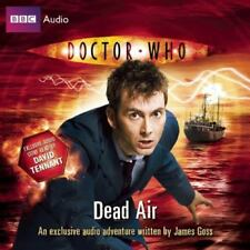 """""""Doctor Who"""": Dead Air: (10th Doctor, Audio Original) by Goss, James CD-Audio"""