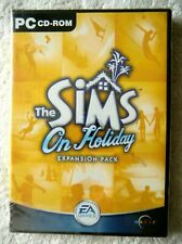 35799 - The Sims On Holiday Expansion Pack [NEW & SEALED] - PC (2002) Window