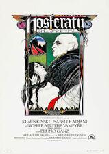 NOSFERATU THE VAMPYRE 1979 Werner Herzog – Movie Cinema Poster Art Print