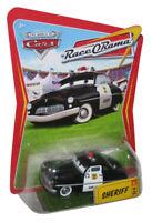 Disney World of Cars Movie Race O Rama Sheriff #46 Die-Cast Toy Car