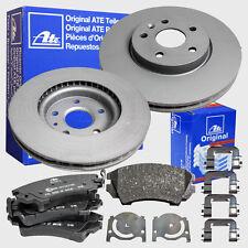 ATE Bremsscheiben 321mm + Bremsbeläge vorne OPEL INSIGNIA 17 Zoll Bremse