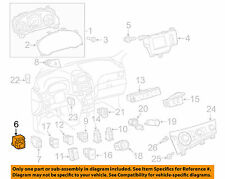 TOYOTA OEM 09-15 Venza-Mirror Switch 848700T010B0 FACTORY REPLACEMENT SWITCH new