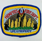 Memphis Fire Department Tennessee TN Patch (F6)