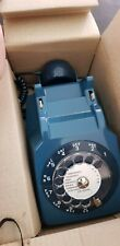 RARE Téléphone NEUF vintage☎️ SOCOTEL S63 BLEU converti box internet et ADSL