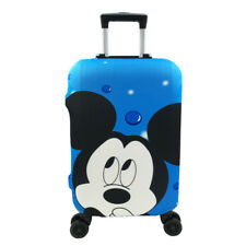 Minnie Mickey Pattern Travel Suitcase Protective Cover Elastic Dust Trolley Case