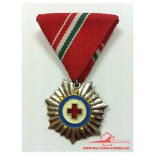 HUNGARY, RED CROSS MERIT MEDAL - SILVER GRADE
