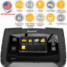 Autek IFIX919 OBD2 Full System ABS Airbag EPS Scanner Automotive Diagnostic Tool