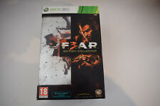 fear 3 F3AR F.3.A.R. f.e.a.r. edition collector xbox360 xbox 360