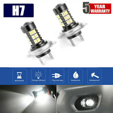 2x H7 LED Headlight Kits 110W 20000LM 4014 FOG Light Bulb 6000K Driving DRL Lamp