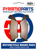 Front Brake Pads for Yamaha WR 400 F 99-00