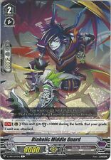 Cardfight Vanguard: Diabolic Middle Guard - V-EB01/047EN C - Common Card