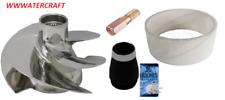 SeaDoo 11/19 RXP GTS Pro 130 GTX 155 ADONIS Impeller Wear Ring FREE Tool Kit