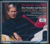 Shumann Gardiner Das Paradies und die Peri CD NEW Monteverdi Choir 2-disc