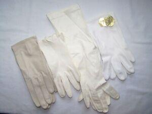Ladies Vintage Gloves 4 Leather Grandoe