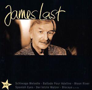 JAMES LAST Star Boulevard AUSTRIA GERMANY NEW  2CD's 28 songs
