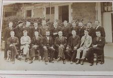 Photographie ancienne Collège d'Auxerre 1898-99 Photo David Bourgogne Yonne