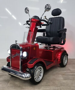 Eden Gatsby 8mph Mobility Scooter Excellent Condition and 06 Months Warranty
