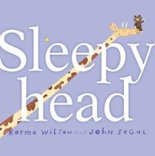 NEW - Sleepyhead (Classic Board Books) by Wilson, Karma