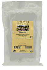 1 pound USDA Organic Arrowroot Powder Manihot esculenta Starwest sealed bag lb