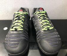 Reebok Crossfit Nano 3.0 V59937 Black/Green Men's Cross Fit Shoes Size 11