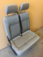VW Transporter T5 03-15 Front double bench seat / cab seat