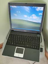 "Asus M5200N Laptop Netbook 12.1"" 512MB 40GB Windows XP DVD Wi-Fi Compact Cheap"