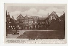 Court Yard, Bramhall Hall RP Postcard, A798