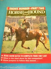 HORSE and HOUND - SHOWS NUMBER Part 2 - MARCH 12 1987