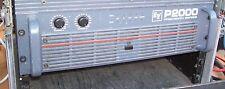 EV P2000 Finale Electrovoice amplificatore di potenza