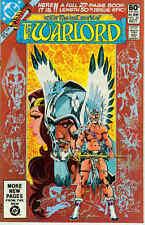 Warlord # 50 (Mike Grell) (Estados Unidos, 1981)