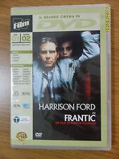 "DVD ""Frantic"" (1987) Roman Polanski, Harrison Ford, Betty Buckley, John Mahoney"