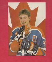 RARE 1990 # 19 TEAM CANADA WAYNE GRETZKY  LIMITED CARD