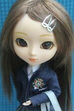 Jun Planning fashion doll Pullip Nina F-552 school girl anime rare htf