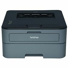 New Brother HLL2320D Compact Single-Function Monochrome Laser Printer Duplex