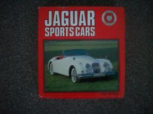 JAGUAR SPORTS CARS, PAUL SKILLETER,SIGNED 1988 EDITION