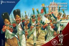 Perry Miniatures Elite empresas, infantería francesa 1807-14