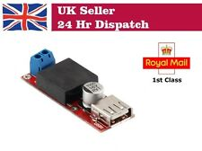 USB KIS3R33S 7V~24V to 5V / 3A  DC-DC Step-Down Power Supply module - RED