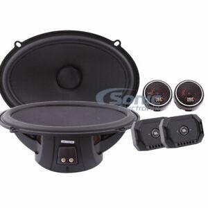 "JBL Stadium GTO 960C 810W 6""x9"" 2-Way Component Car Speakers System"