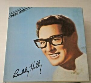 The Complete Buddy Holly Vinyl 1979 6LP Box Set 64 Page Booklet CDSP807 15043 CP