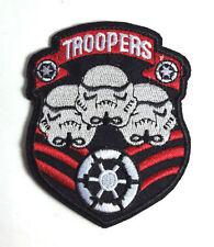 Star Wars - Aufnäher - Troopers - Uniform Patch Krieg der Sterne