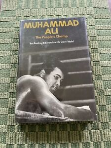 Muhammad Ali The People's Champ - Signed by Muhammad Ali