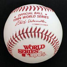 Rawlings 1984 World Series MLB Official Game Baseball Detroit Tigers - Boxed