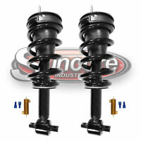 2007-2016 Chevy Tahoe Front Struts Autoride Conversion to Passive Kit w/ Bypass