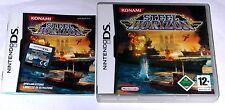 "Nintendo DS JEU ""steel horizon maîtrise la mer"" complet"
