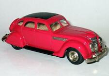 Chrysler Airflow 1935 Rextoys Rot 1:43