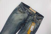 JE05 NEU FUGA Damen Jeans Hose AIR W29 L34 Jeanshose denim straight leg blau