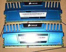 Corsair Vengeance 8GB (4GB x 2) DDR3-1600 PC3-12800 CL9 1.5 Volt Desktop Memory